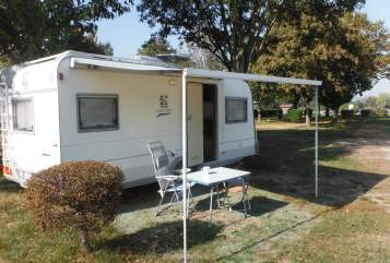 Caravan Knaus Family-WoWa in Gengenbach huren van particulier