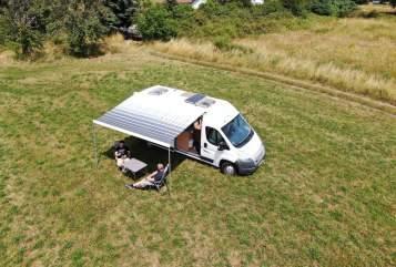 Buscamper Hymer Alohamobil in Neunkirchen huren van particulier
