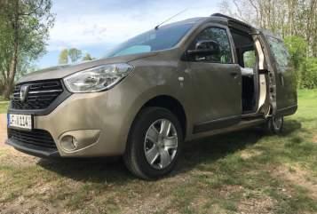 Overige Dacia ÖkoLöwe in Winhöring huren van particulier