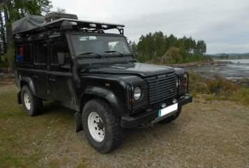 Overige Land Rover Atreju Defender in Nienhagen huren van particulier