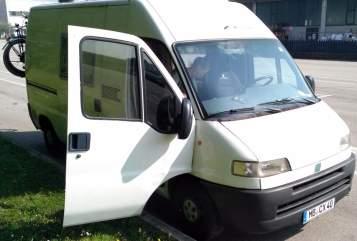 Buscamper Fiat Jessica in Warngau huren van particulier