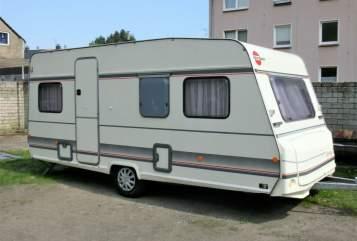 Caravan Bürstner SIGGI in Auerbach i. d. OPf. huren van particulier