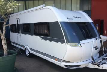 Caravan Hobby Bellasoni in Freiburg im Breisgau huren van particulier