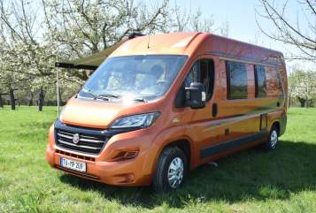 Buscamper Weinsberg Mufasa in Gomaringen huren van particulier