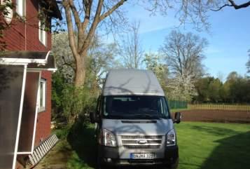 Kampeerbus Ford Olli in Bonn huren van particulier