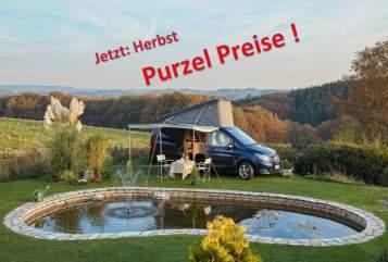 Kampeerbus Mercedes Marco Polo 2,2 in Kürten huren van particulier