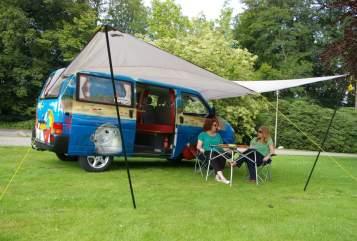 Kampeerbus VW Beach in Mierlo huren van particulier