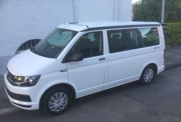 Kampeerbus VW LotteLou in Mannheim huren van particulier