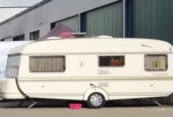 Caravan Tabbert Walter💖 in Rommerskirchen huren van particulier