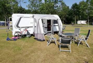 Caravan Weinsberg Falken Nest in Herford huren van particulier