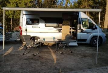 Buscamper Knaus Womi in Kirchanschöring huren van particulier