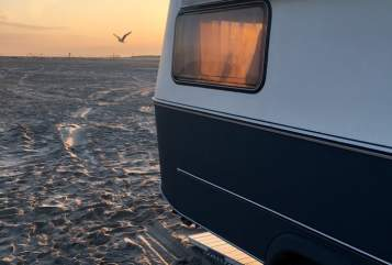 Caravan Eriba Eriba Triton in Edermünde huren van particulier