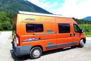Buscamper Pössl Pössi in Haltern am See huren van particulier
