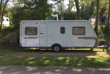 Caravan Hymer Eriba Nova  Eriba 540 in Freiburg im Breisgau huren van particulier
