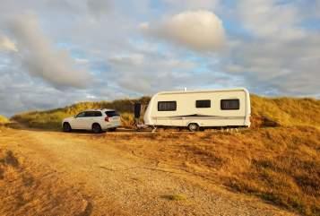 Caravan HOBBY Winne2 in Michendorf huren van particulier