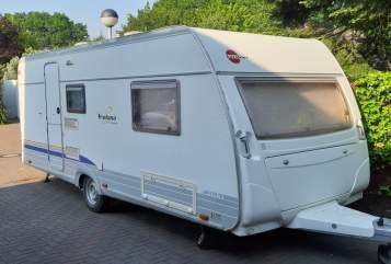 Caravan Bürstner Dolly Bürsti in Oldenburg huren van particulier