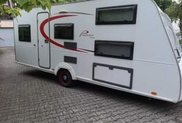 Caravan Bürstner Robbe Loft in Uhldingen-Mühlhofen huren van particulier