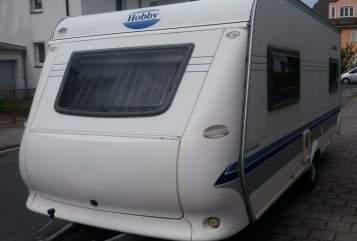 Caravan Hobby Hobby 495 in Nürnberg huren van particulier