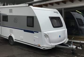 Caravan Knaus Sport Silver Selection Kn-Sport540FDK in Herdorf huren van particulier