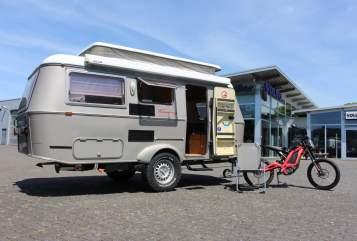 Caravan Eriba Troll 2 in Königswinter huren van particulier