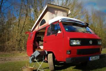 Kampeerbus VW Terence in Wedel huren van particulier