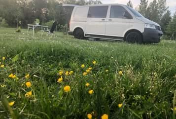 Kampeerbus VW Carlo d. Camper in Hannover huren van particulier