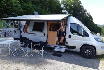 Buscamper Weinsberg City - Aktive in Salzkotten huren van particulier