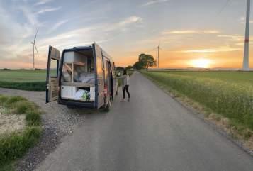 Buscamper Mercedes  Boris  in Karlsruhe huren van particulier