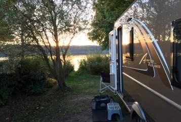 Caravan Bürstner Scotty Hamburg in Hamburg huren van particulier