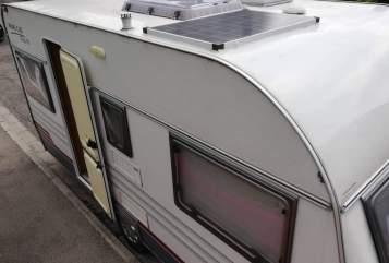 Caravan Home Car Home Car in Krumbach huren van particulier