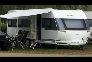 Caravan Hobby  Die Lotte in Arzberg huren van particulier