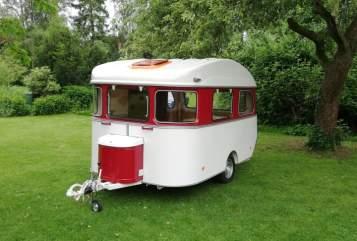 Caravan Constructam  Gut schlafen in Hamburg huren van particulier
