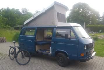Kampeerbus VW DORI in Rostock huren van particulier