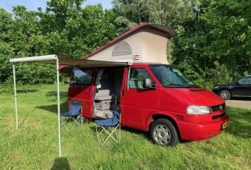 Buscamper Volkswagen Gea in Leeuwarden huren van particulier