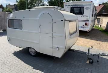 Caravan Isoko BettToGo in Panketal huren van particulier