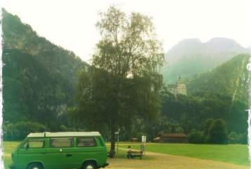 Kampeerbus VW Jolene in Aalsmeer huren van particulier