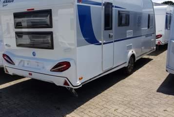 Caravan Knaus  Selly in Wesenberg huren van particulier