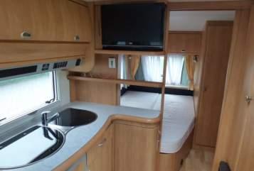 Caravan HOBBY Sonnenrain in Klipphausen huren van particulier