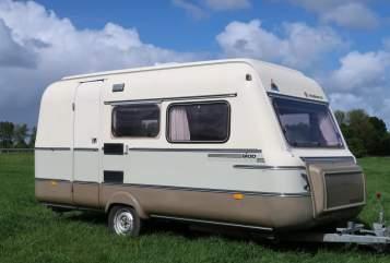 Caravan Biod Explore   in Lekkerkerk huren van particulier