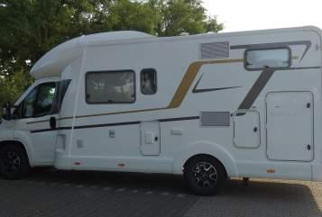 Halfintegraal Eura Mobil Traummobil in Schwabenheim an der Selz huren van particulier