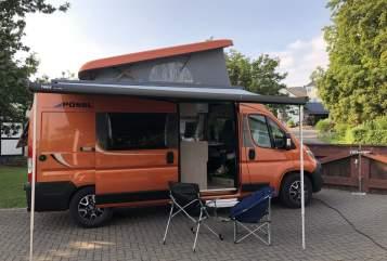 Buscamper Pössl Ernie in Schwelm huren van particulier