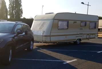 Caravan LMC LORD in Langenfeld huren van particulier