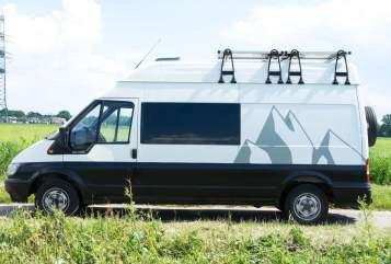 Buscamper Ford Arnold  in Lüneburg huren van particulier