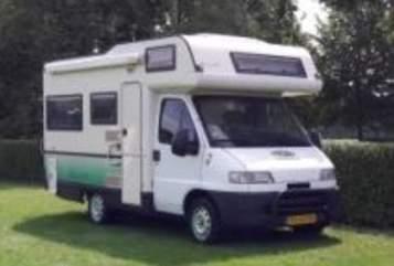 Alkoof Fiat Sminty Minty in Den Haag huren van particulier