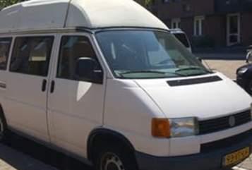 Buscamper VW VW Caravelle in Utrecht huren van particulier