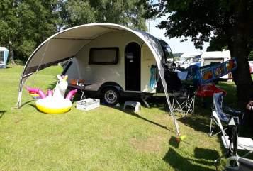 Caravan Tabbert Tabi in Karlsfeld huren van particulier