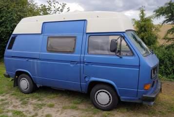 Kampeerbus VW  Muffi in Dummerstorf huren van particulier