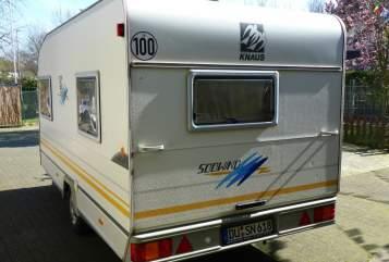 Caravan Knaus Knaus Südwind in Duisburg huren van particulier