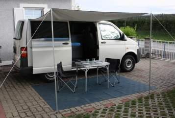 Kampeerbus VW T5  Freedom  in Eggersdorf bei Graz huren van particulier