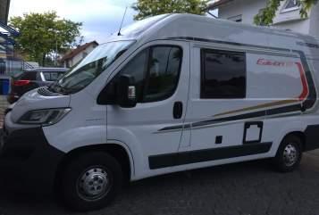 Buscamper Knaus Tabbert, Weinsberg Berta in Ubstadt-Weiher huren van particulier